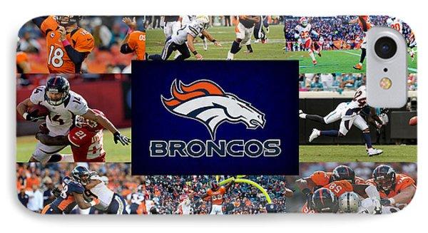 Denver Broncos IPhone Case