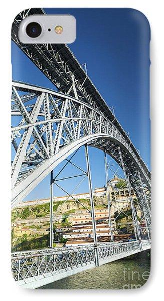 Dom Luis Bridge Porto Portugal IPhone Case