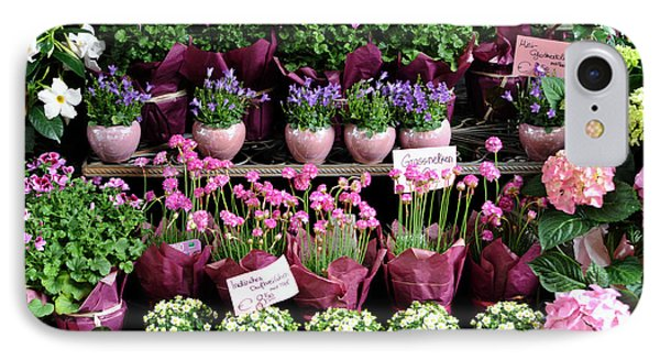 Flower Shop IPhone Case