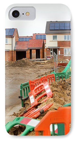 Hutton Rise Housing Development IPhone Case