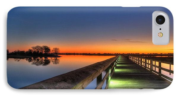Inlet Sunrise IPhone Case