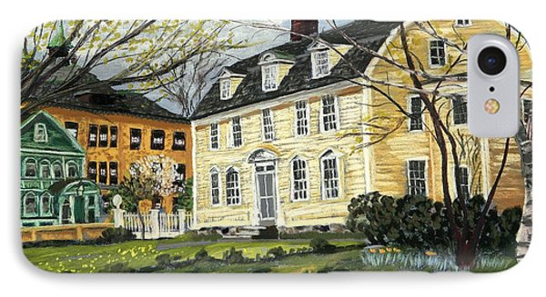 John Paul Jones House IPhone Case