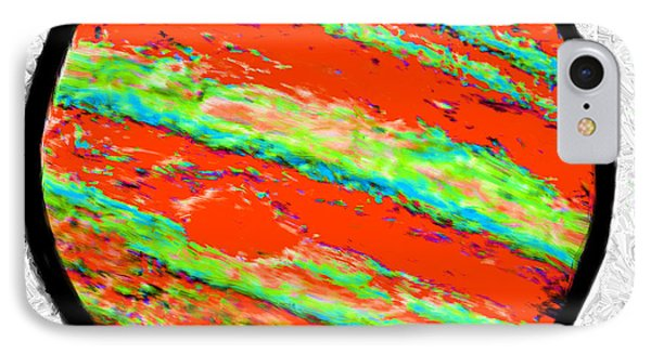Jupiter In Many Colors IPhone Case