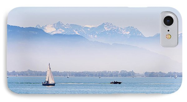 Lake Of Constance IPhone Case