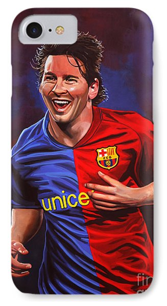 Lionel Messi  IPhone Case