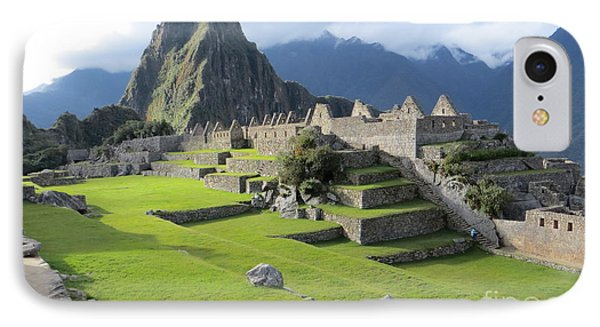 Machu Picchu IPhone Case