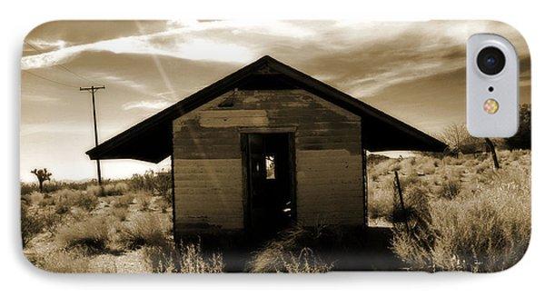 Mojave Desert IPhone Case