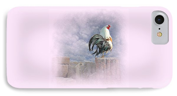 Mr Rooster IPhone Case