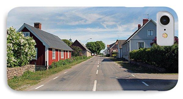 Oland Sweden IPhone Case