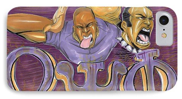 Omega Psi Phi II IPhone Case