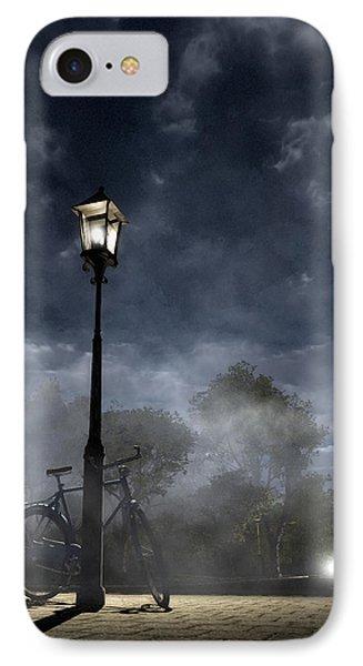 Ominous Avenue IPhone Case