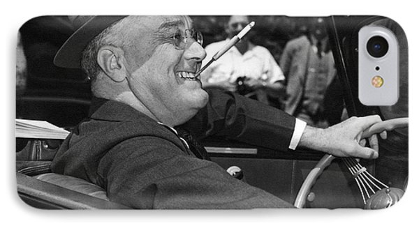 President Franklin Roosevelt IPhone Case