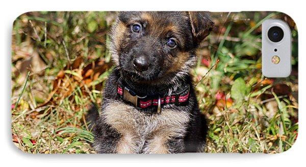 Pretty Puppy IPhone Case