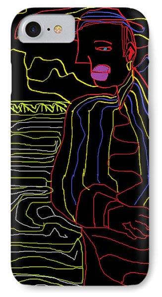 Rainbow Gypsy IPhone Case