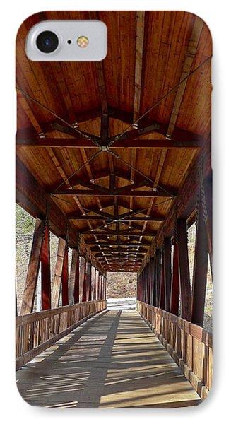 Roswell Bridge IPhone Case