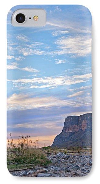 Santa Elena Sunrise IPhone Case