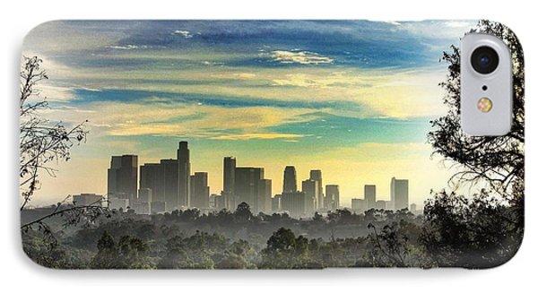 Scene @ Los Angeles IPhone Case