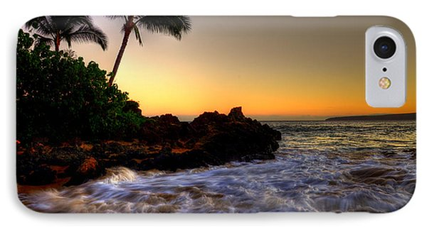 Secret Cove Sunset IPhone Case