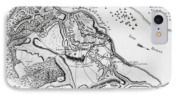Siege Of Yorktown, 1781 IPhone Case