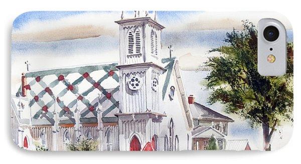 St Pauls Episcopal Church  IPhone Case