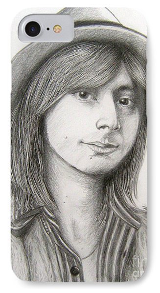 Steve Perry IPhone Case