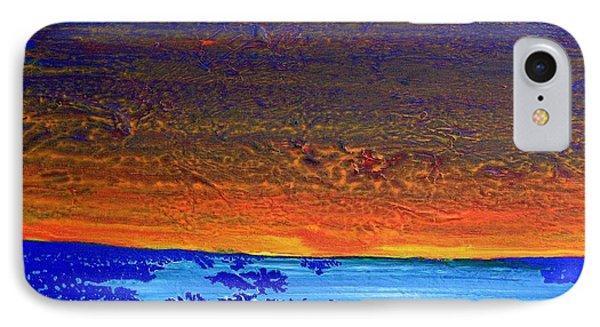 Sunset 2012 IPhone Case