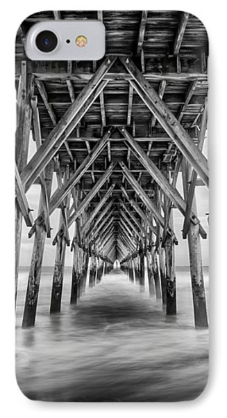 Surf City Pier IPhone Case