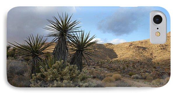 The Living Desert IPhone Case