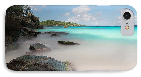 Trunk Bay At St. John Us Virgin Islands IPhone Case