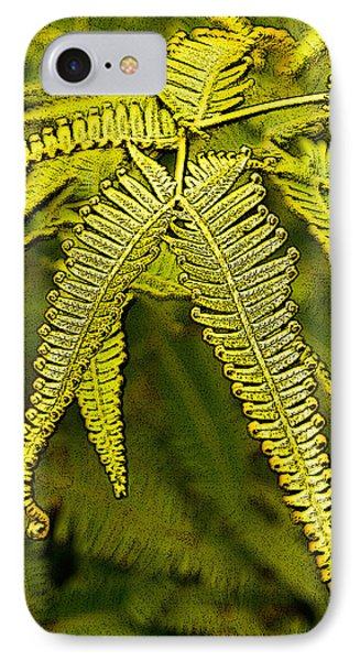 Uluhe Fern IPhone Case
