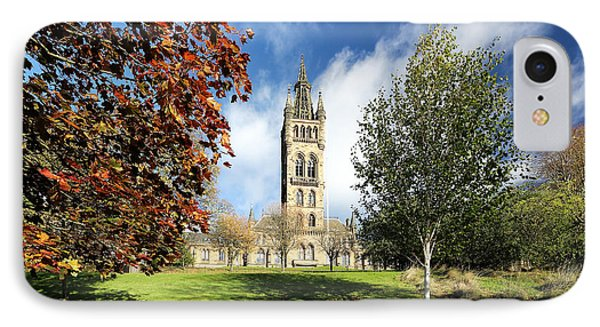 University Of Glasgow IPhone Case