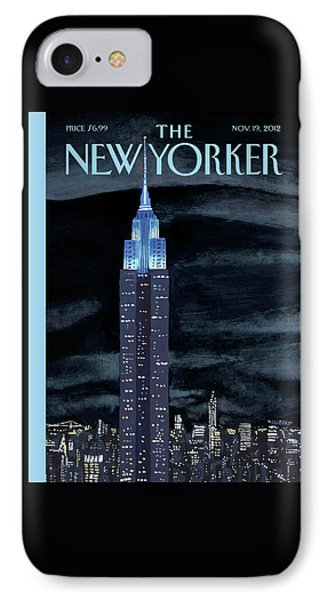 New Yorker November 19th, 2012 IPhone Case