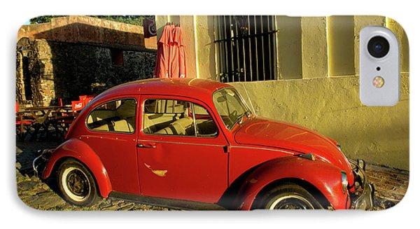 Uruguay Colonia Del Sacramento Barrio IPhone Case