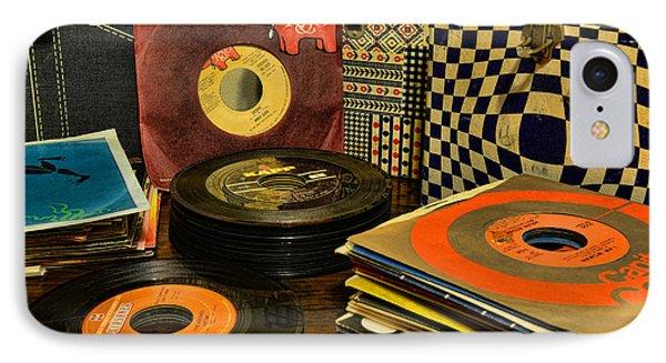Vintage Vinyl IPhone Case