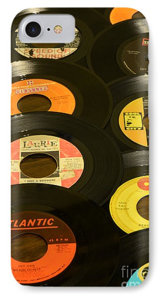 Vinyl Lover IPhone Case