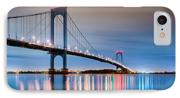 Whitestone Bridge IPhone Case