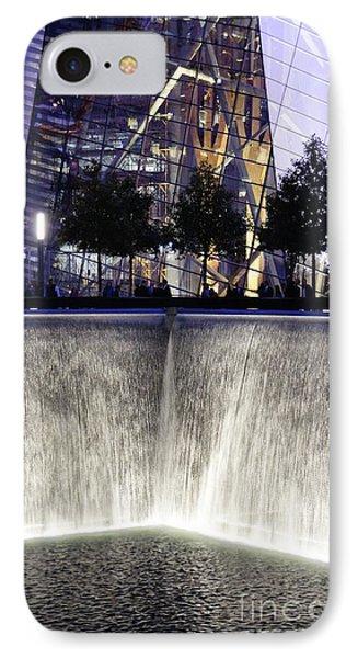 World Trade Center Museum IPhone Case