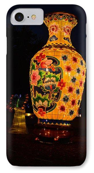 Yellow Vase  IPhone Case
