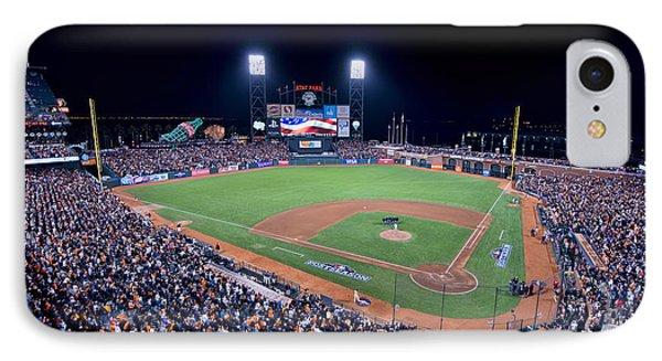 2012 San Francisco Giants Nlcs IPhone Case