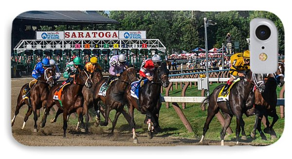 2013 Whitney Stakes IPhone Case