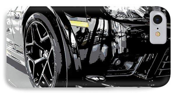 2014 Chevrolet Camaro Z28 Xl IPhone Case