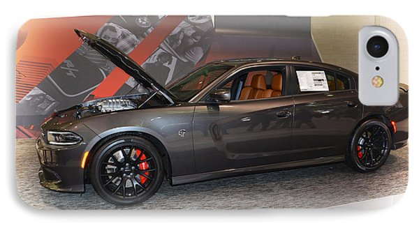 2015 Dodge Charger Srt Hellcat IPhone Case