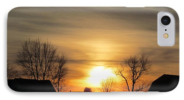 21 Dec 2012 Sunset Two IPhone Case