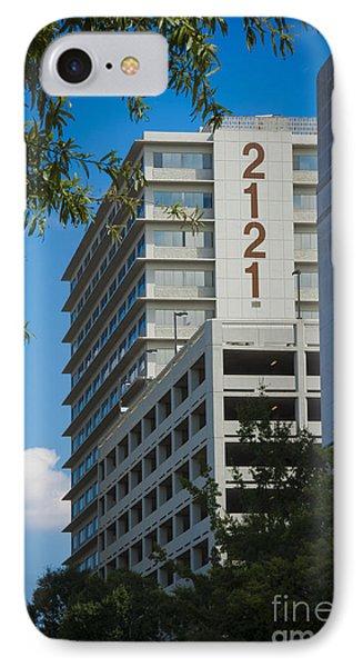 2121 Building IPhone Case