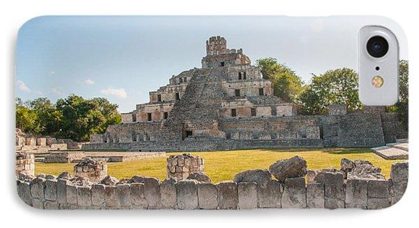 Edzna In Campeche IPhone Case