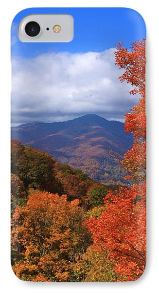 Blue Ridge Fall IPhone Case