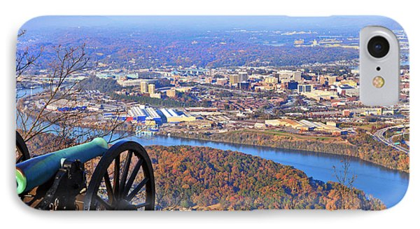Chattanooga In Autumn IPhone Case
