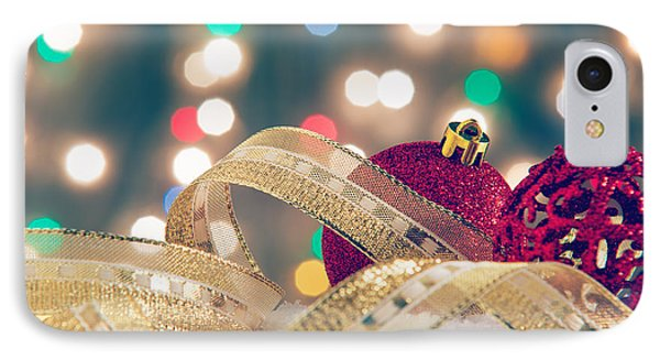 Christmas Still-life IPhone Case