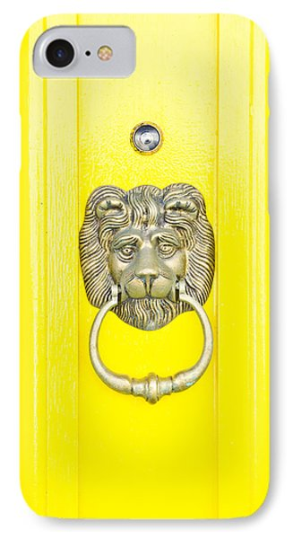 Door Knocker IPhone Case