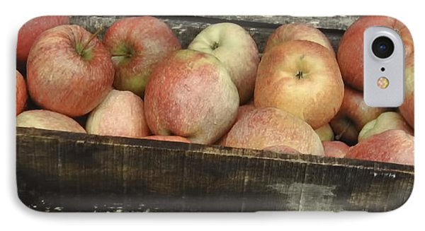 French Market Apples IPhone Case